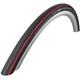"SCHWALBE Lugano Active KevlarGuard 28"" faltbar Red Stripes"